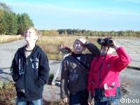 18.04.2009. Международные дни наблюдения птиц в Нижегородской области.  29 фото.