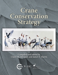 Новая книга Crane Conservation Strategy
